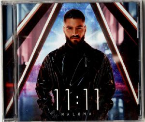 SOLTERA (feat. Madonna) on 11:11 -  MALUMA CD ALBUM